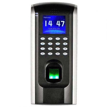 Máy chấm công vân tay và thẻ cảm ứng RONALD JACK F8