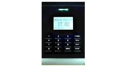 Máy chấm công và kiểm soát cửa bằng thẻ cảm ứng RONALD JACK SC403