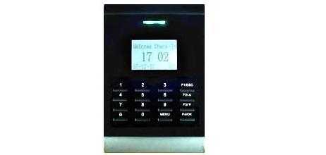 Máy chấm công thẻ cảm ứng RONALD JACK SC403