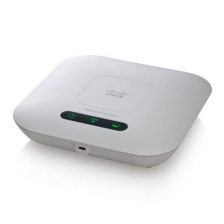 Wireless-N Single Radio Selectable Band Access Point Cisco WAP551