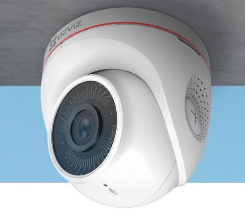Camera IP Dome hồng ngoại không dây outdoor 2.0 Megapixel EZVIZ C4W CS-CV228 1080P