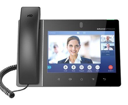 Điện thoại IP Video call không dâyGrandstreamGXV3380